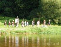 Konopnica. IV Europejskie Święto Bursztynu. Inscenizacja legendy (fot. Jakub Wawrzyniak)