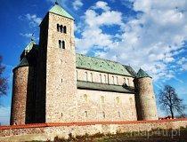 Arcykolegiata w Tumie pod Łęczycą (fot. Łukasz Wandachowicz)