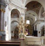 Ląd. Opactwo cystersów, kościół pw. NMP i św. Mikołaja (fot. Agnieszka Rytel)