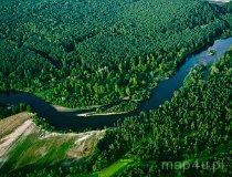 Załęczański Park Krajobrazowy. Góra świętej Genowefy (fot. Kacper Dondziak)
