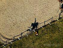 """Stajnia """"Modlica"""" znajduje się w pięknej i zdrowej okolicy (fot. Kacper Dondziak)"""