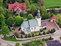 Niegowa. Kościół pw. św. Mikołaja (fot. Kacper Dondziak)