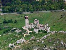 Olsztyn. Ruiny zamku (fot. Kacper Dondziak)