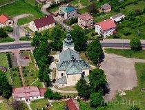 Olsztyn. Kościół pw. św. Jana Chrzciciela (fot. Kacper Dondziak)