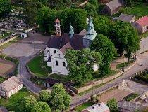 Irządze. Kościół pw. św. Wacława (fot. Kacper Dondziak)