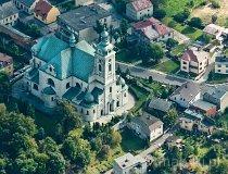 Krzanowice. Kościół pw. św. Wacława (fot. Kacper Dondziak)