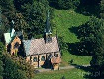 Świerklaniec. Kościół pw. Dobrego Pasterza (fot. Kacper Dondziak)