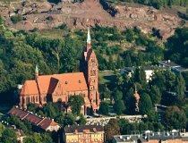 Ruda Śląska. Kościół pw. św. Wawrzyńca i Antoniego (fot. Kacper Dondziak)