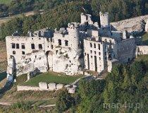Ogrodzieniec. Ruiny zamku (fot. Kacper Dondziak)