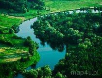 Załęczański Park Krajobrazowy. (fot. Kacper Dondziak)
