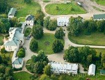 Walewice. Pałac i stadnina koni (fot. Kacper Dondziak)