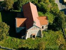 Widawa. Kościół pw. św. Marcina (fot. Kacper Dondziak)