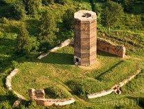Bolesławiec. Ruiny zamku (fot. Kacper Dondziak)