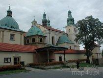 Kalwaria Zebrzydowska. Bazylika Matki Boskiej Anielskiej (fot. Piotr Wojtaszek)