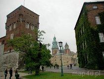 Kraków. Królewski Zamek na Wawelu (fot. Piotr Wojtaszek)