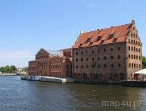Gdańsk. Centralne Muzeum Morskie (fot. Maciej Kronenberg)