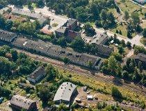 Sosnowiec. Dworzec kolejowy w Sosnowcu-Maczkach (fot. Kacper Dondziak)