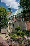 Częstochowa. Kościół pw. śś. Andrzeja i Barbary (fot. Jurek Hyra)