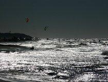 Kajt nad Bałtykiem (fot. Łukasz Konieczny)
