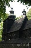 Bielsko-Biała. Kościół pw. św. Barbary – Mikuszowicach Krakowskich (fot. Dariusz Kózka Grażyna Tlałka)