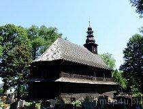 Ustroń. Kościół pw. św. Anny w Ustroniu-Nierodzimiu (fot. Wojciech Kaczmarczyk)
