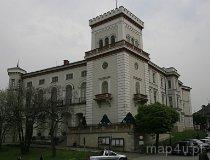 Bielsko-Biała. Zamek Sułkowskich (fot. Agnieszka Drożdż i Jurek Hyra)