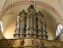 Kłobuck. Kościół pw. św. Marcina i św. Małgorzaty (fot. Agnieszka Drożdż i Jurek Hyra)