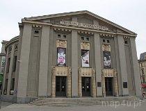 Katowice. Teatr Śląski (fot. Magdalena Suchan)