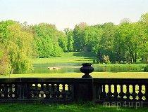 Pszczyna. Park pałacowy (fot. Marek i Ewa Wojciechowscy)