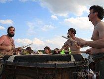 Wolin. Festiwal Słowian i Wikingów 2011 - Bitwa (fot. Daria Konieczna)