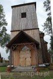 Stefkowa. Cerkiew grekokatolicka pw. św. Paraskewy (fot. Anna Omiecińska)