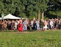 Grzybowo. XII Międzynarodowy Zjazd Wojowników Słowiańskich 2011 (fot. Jarosław Świerczyński)