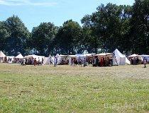 Grzybowo. XII Międzynarodowy Zjazd Wojowników Słowiańskich 2011 (fot. Łukasz Konieczny)