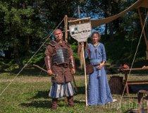 Grzybowo. Zjazd Wojowników Słowiańskich, 18-19.08.2012 (fot. Łukasz Konieczny)