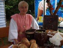 Tradycyjne potrawy Ziemi Wieluńskiej. (fot. Marta Pabich-Makoska)