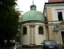 Kamieniec. Kaplica pałacowa. (fot. Janusz Dębowski)