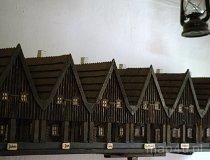 Chełmsko Śląskie. Domy tkaczy 12 apostołów (fot. Jakub Urbański)