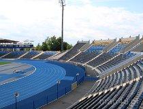 Bydgoszcz. Stadion Zawisza (fot. Łukasz Konieczny)