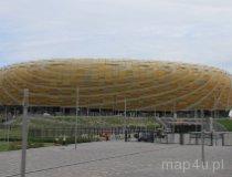 Gdańsk. Stadion PGE Arena Gdańsk (fot. Jarosław Świerczyński)