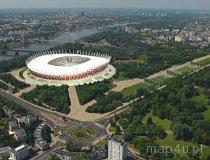 Warszawa. Stadion Narodowy (fot. www.2012.org.pl)