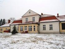Kościelec. Dworek Wereszczyńskich (fot. Lidia Kamińska-Koj)