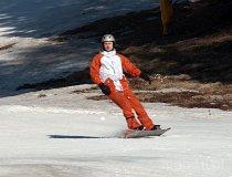 Turystyka narciarska (fot. Łukasz Konieczny)
