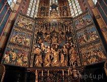 Kraków. Kościół Mariacki (fot. Marek i Ewa Wojciechowscy)
