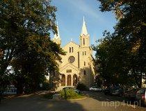 Katowice. Katedra pw. Zmartwychwstania Pańskiego (fot. Janusz Dębowski)