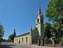 Kościół Ewangelicko-Augsburski pw. ap. Piotra i Pawła (fot. Krzysztof Jędryczkowski)