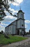 Kościół Ewangelicko-Augsburski w Golasowicach (fot. Krzysztof Jędryczkowski)