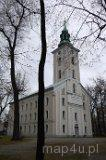 Bielsko-Biała. Kościół ewangelicko-augsburski pw. św. Jana Chrzciciela (fot. Grażyna Tlałka)