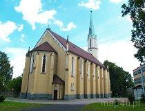Mikołów. Kościół pw. św. Jana (fot. Bartosz Dębowski)