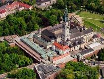 Częstochowa. Sanktuarium Jasnogórskie (fot. Kacper Dondziak)