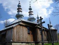 Turzańsk. Cerkiew pw. św. Michała Archanioła (fot. Piotr Wojtaszek)